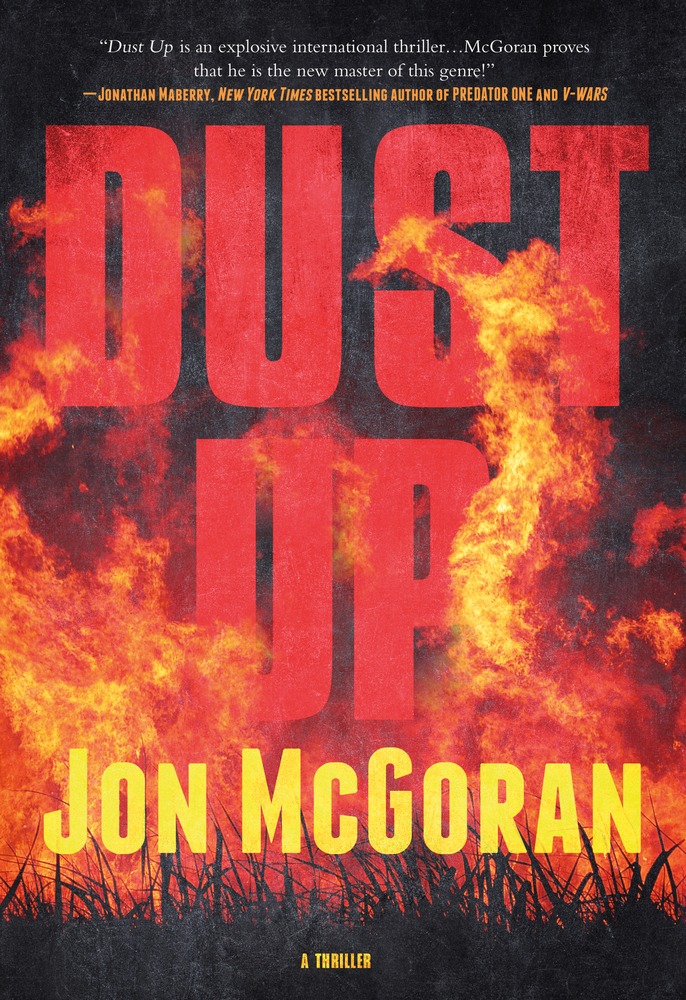 Dust Up by Jon McGoran