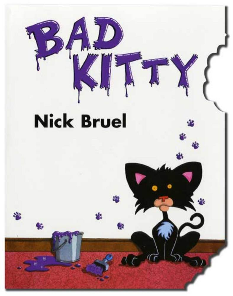 Bad Kitty Cat-Nipped Edition