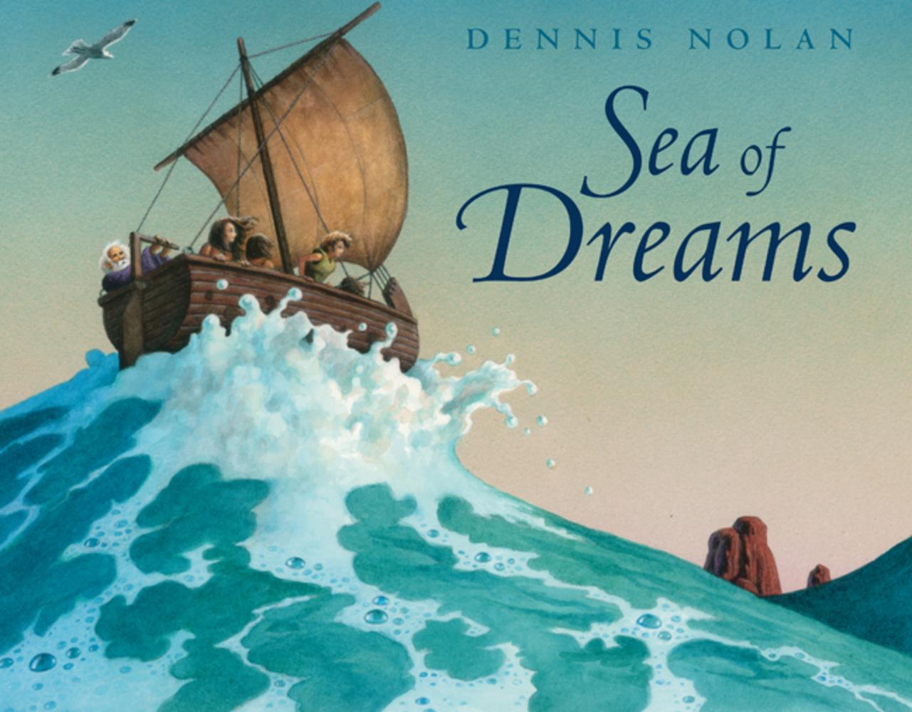 Image result for sea of dreams by dennis nolan