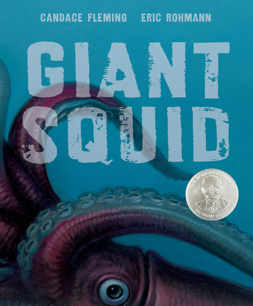 Image result for Giant Squid by Candace Fleming