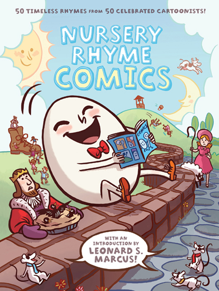 Nursery Rhyme Comics