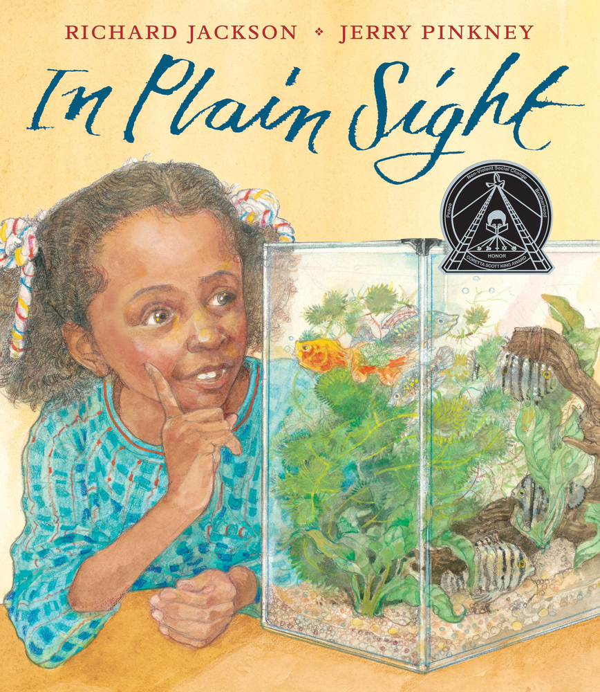 Image result for in plain sight by richard jackson