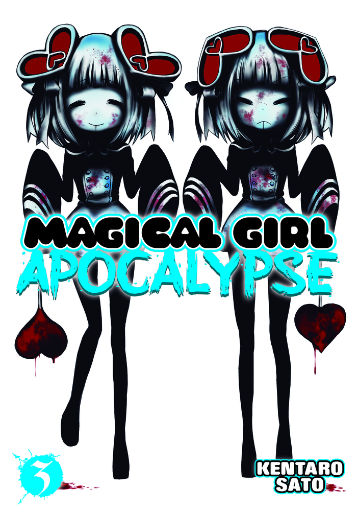 Magical Girl Apocalypse Vol. 3 by Kentaro Sato