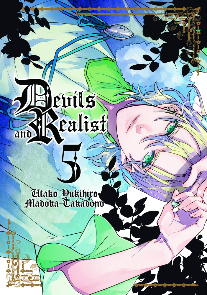 Devils and Realist Vol. 5 by Madoka Takadono, illustrated by Utako Yukihiro