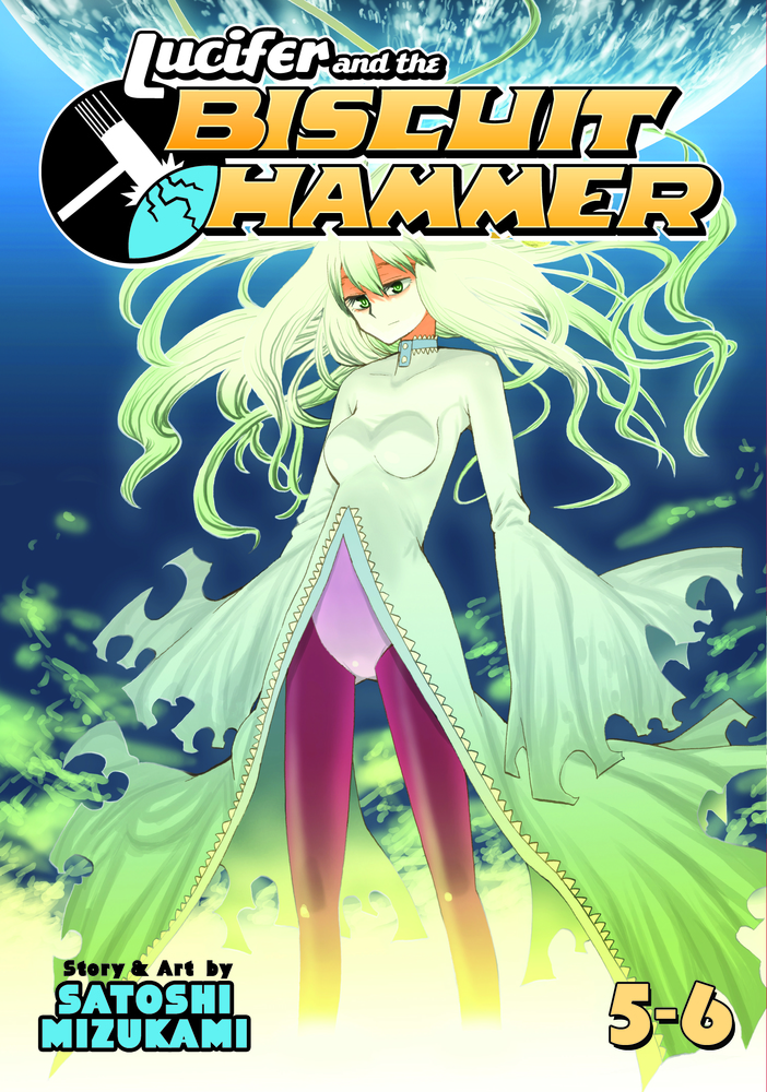 Lucifer and the Biscuit Hammer Vol. 5-6 by Satoshi Mizukami