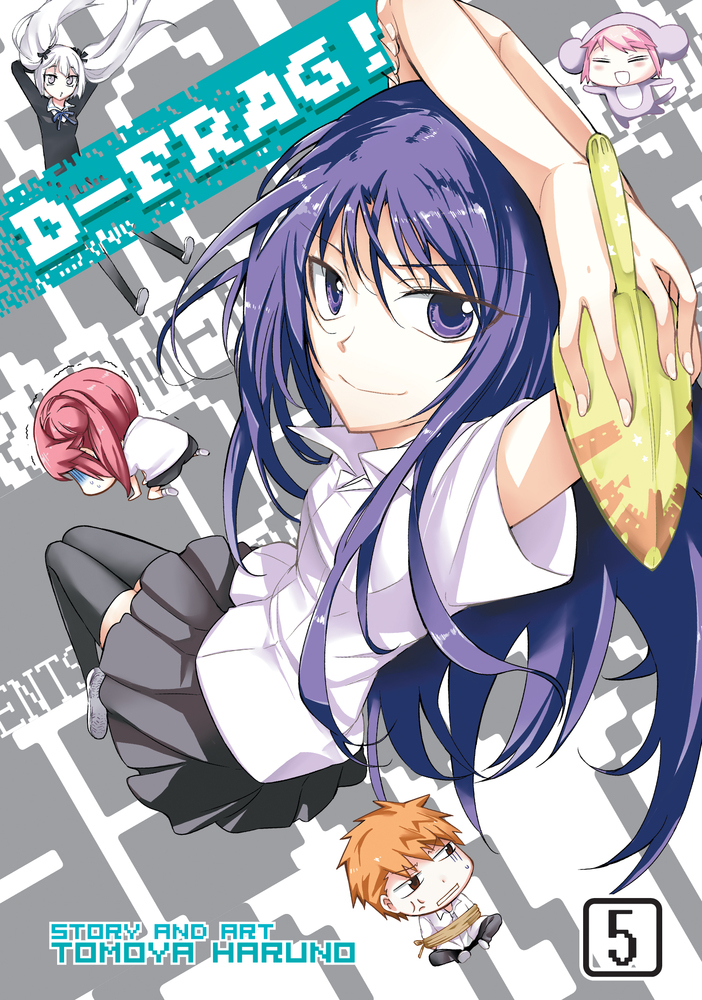 D-Frag! Vol. 5 by Tomoya Haruno