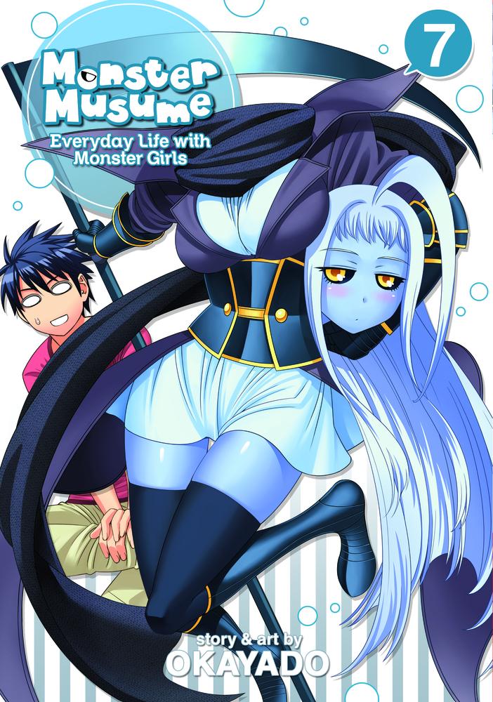 Monster Musume Vol. 7 by OKAYADO