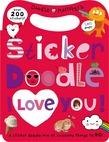 Sticker Doodle I Love You