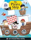 Let's Pretend: My Pirate Ship Sticker Activity Book