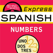 Behind the Wheel Express Spanish: Numbers
