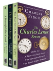 The Charles Lenox Series, Books 1-3