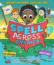 Spell Across America: 40 word-based stories, puzzles, and trivia facts offer a road-trip tour across the Unites States