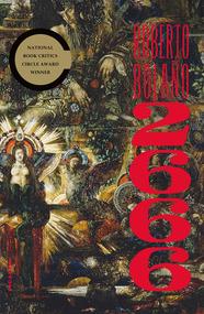 Roberto Bolano book cover