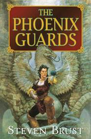 The Phoenix Guards by Steven Brust