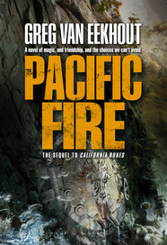 Pacific Fire by Greg van Eekhout