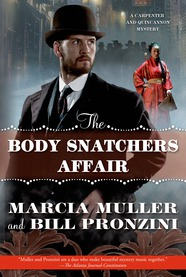 The Body Snatchers Affair by Bill Pronzini and Marcia Muller