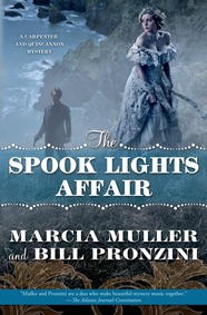 The Spook Lights Affair by Marcia Muller and Bill Pronzini