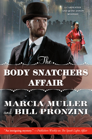 The Body Snatchers Affair by Marcia Muller and Bill Pronzini