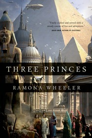 Three Princes by Ramona Wheeler