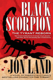 Black Scorpion by Jon Land with Fabrizio Boccardi