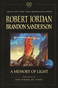 A Memory of Light by Robert Jordan and Brandon Sanderson