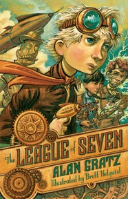 The League of Seven by Alan Gratz