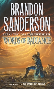 Words of Radiance by Brandon Sanderson