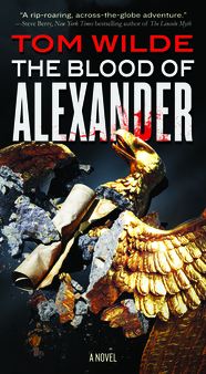 The Blood of Alexander by Tom Wilde