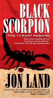 Black Scorpion by Jon Land