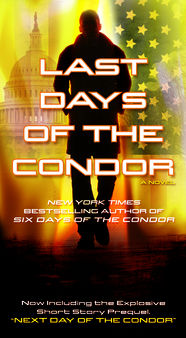 Last Days of Condor by James Grady