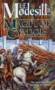 Magi'i of Cyador by L.E. Modesitt, Jr.