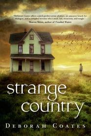 Strange Country by Deborah Coates