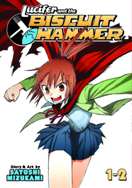 Lucifer and the Biscuit Hammer Vol. 1-2 by Satoshi Mizukami