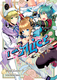 I Am Alice: Body Swap in Wonderland Vol. 2 by Ayumi Kanou