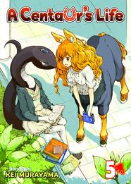 A Centaur's Life Vol. 5 by Kei Murayama
