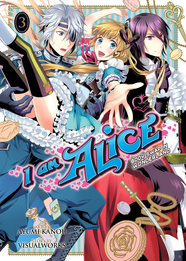 I Am Alice: Body Swap in Wonderland Vol. 3 by Ayumi Kanou