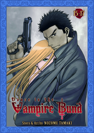 Dance in the Vampire Bund Omnibus 6 by Nozomu Tamaki
