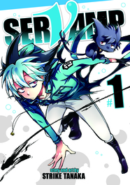Servamp Vol. 1 by Tanaka Strike