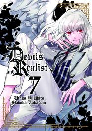 Devils and Realist Vol. 7 by Madoka Takadono; art by Utako Yukihiro