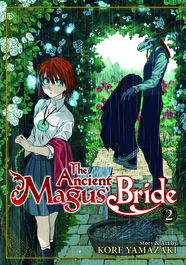The Ancient Magus' Bride Vol. 2 by Kore Yamazaki