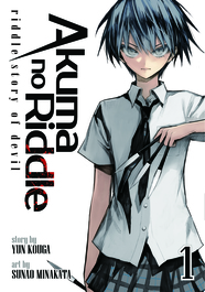 Akuma no Riddle Vol. 1 by Yun Kouga, art by Sunao Minakata