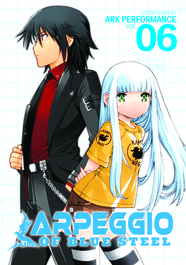 Arpeggio of Blue Steel Vol. 6 by Ark Performance
