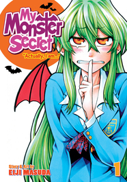 My Monster Secret Vol. 1 by Eiji Masuda