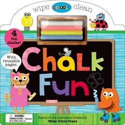 Schoolies: Chalk Fun