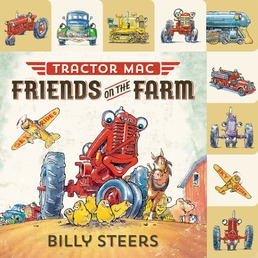 Lift-the-Flap Tab: Tractor Mac: Friends on the Farm