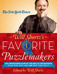 The New York Times Will Shortz's Favorite Puzzlemakers