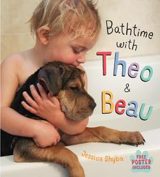 Bathtime with Theo and Beau