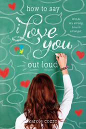 How to Say I Love You Out Loud