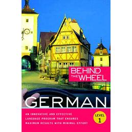 Behind the Wheel - German 1