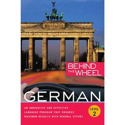 Behind the Wheel - German 2